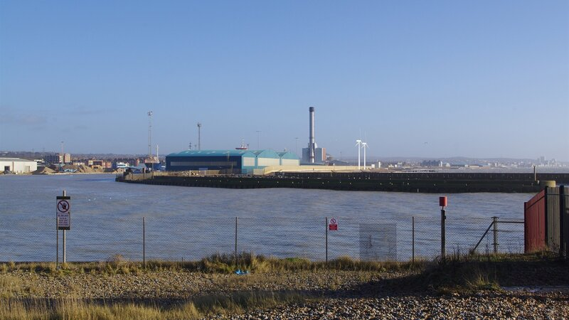 Shoreham Port welcomes rampion wind farm announcement