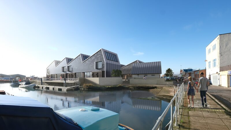 Major development underway at Shoreham Port