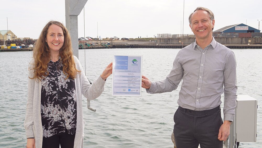 Shoreham Port celebrates another year of EcoPort status and water source heat pump launch at Martime House