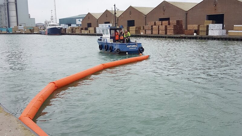 Simulating success - incident management training at Shoreham Port