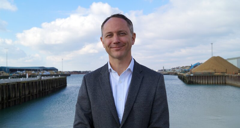 Shoreham Port appoints UK's first port director of infrastructure & climate change and welcomes new director of engineering