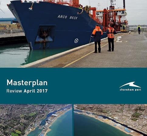 Shoreham Port revised masterplan out now
