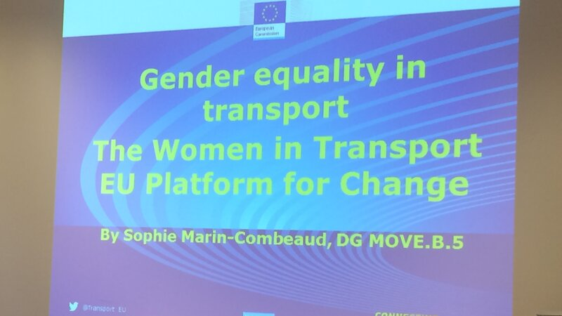 Supporting women in transport eu platform for change