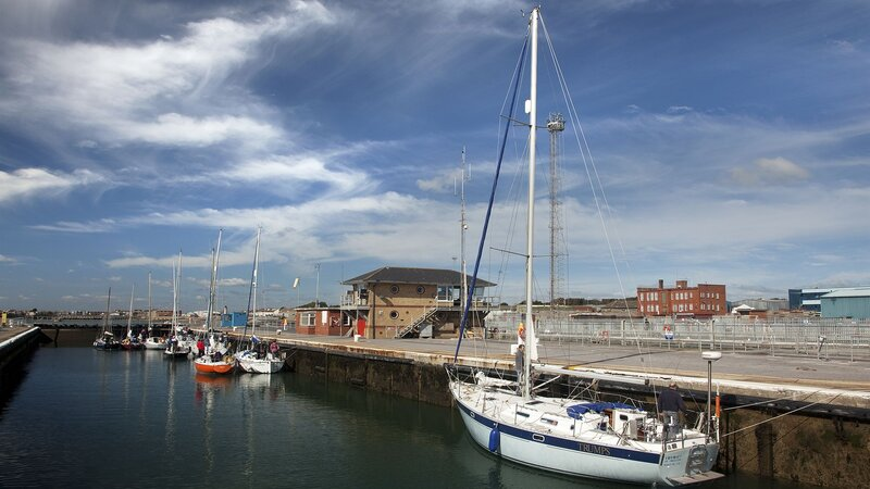 Shoreham Port improves service to leisure users with new marina management system