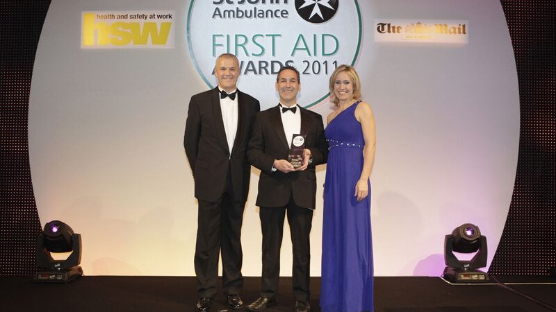 Shoreham Port wins first place for first aid